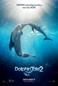 Dolphin Tale 2 OFFICIAL POSTER